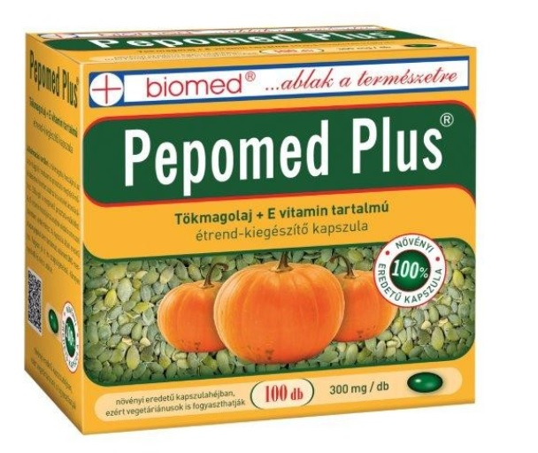 Biomed Pepomed Plus kapszula(100db)