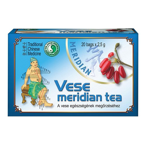 DR.Chen Vese Meridian Tea Filteres(20db)