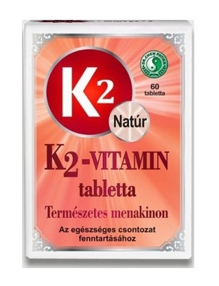 Dr. Chen K2-Vitamin Tabletta(60db)