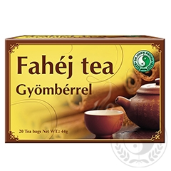 Dr. Chen Fahéj Tea Gyömbérrel(20filter)