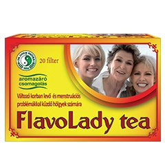 Dr. Chen FlavoLady Tea Filteres(20db)