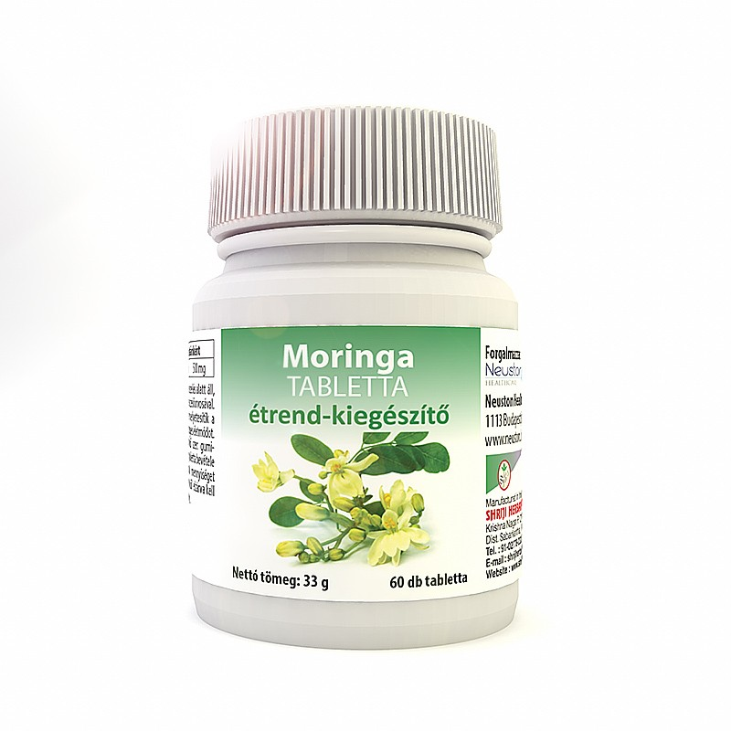 Neuston Moringa Tabletta(60db)