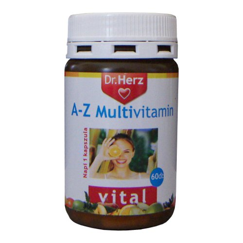 Dr.Herz A-Z Multivitamin(60db)