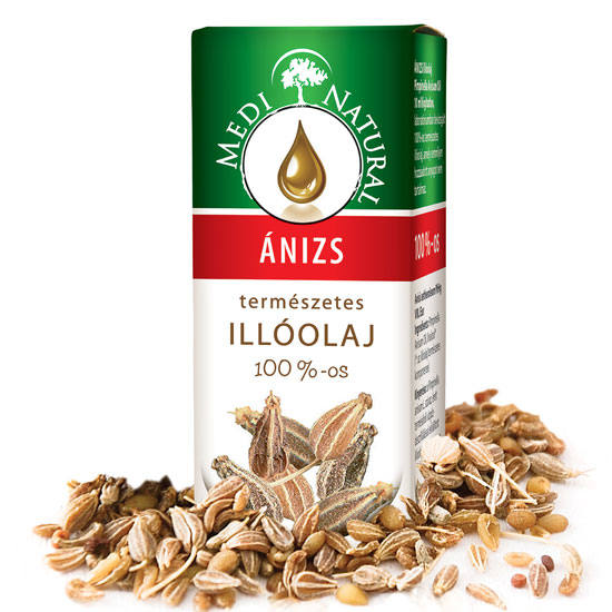 MediNatural Ánizs illóolaj(10ml)