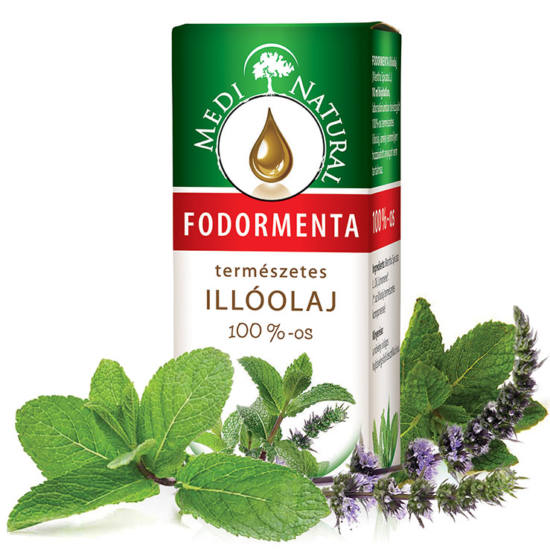 MediNatural Fodormenta illóolaj(10ml)