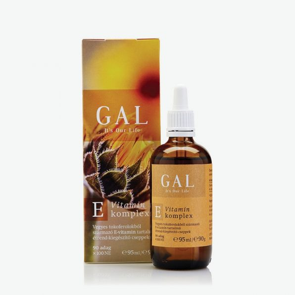 GAL E-Vitamin Komplex(95ml)