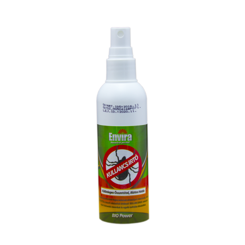 Envira Bio Power kullancsirtó spray(100ml)