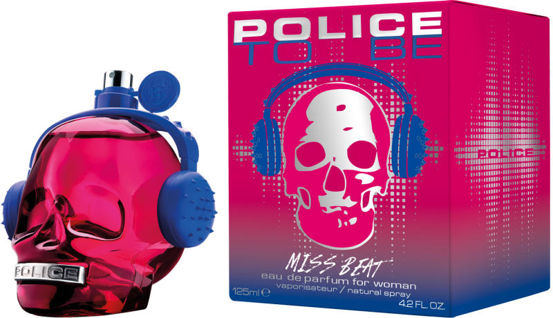 Police To Be Miss Beat EDP(125ml)