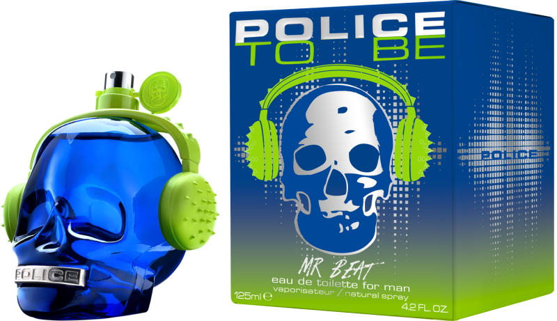 Police To Be Mr Beat EDT(125ml)