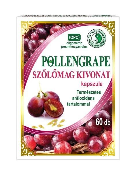 DR.Chen - Pollen grape kapszula (60db)