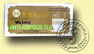 DR.Chen Wu Long Anti-Adiposis Tea (30 Filteres)