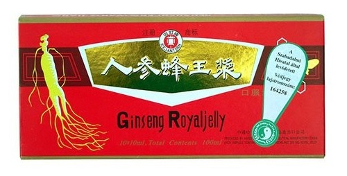 Dr.Chen Ginseng Royaljelly Ampulla(10x10ml)