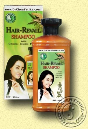 DR.Chen Hair-Revall Sampon(400ml)