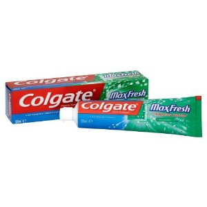 Colgate Max Fresh With Cooling Crystals Fogkrém CleanMint 100ml