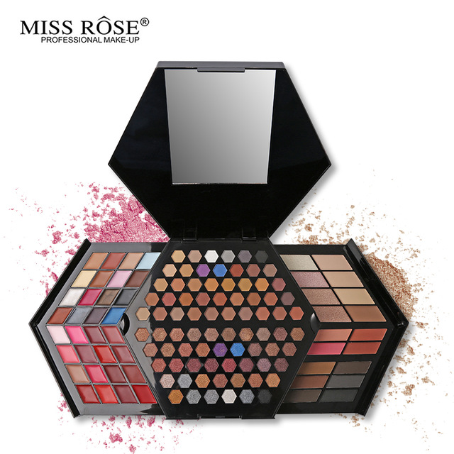 Miss Rose Make-Up KIT Paletta(110g)