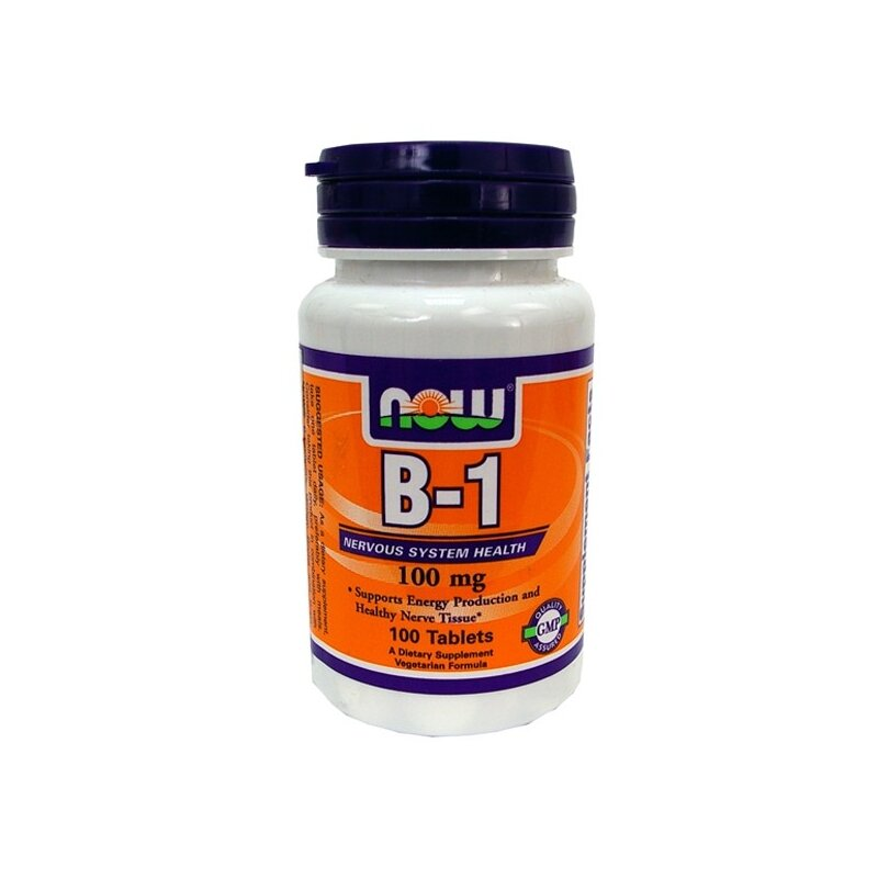 Now B-1 Vitamin Tabletta(100db)