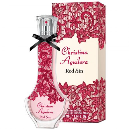 Christina Aguilera Red Sin EDP(50ml)