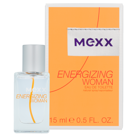 Mexx Energizing Woman EDT(15ml)