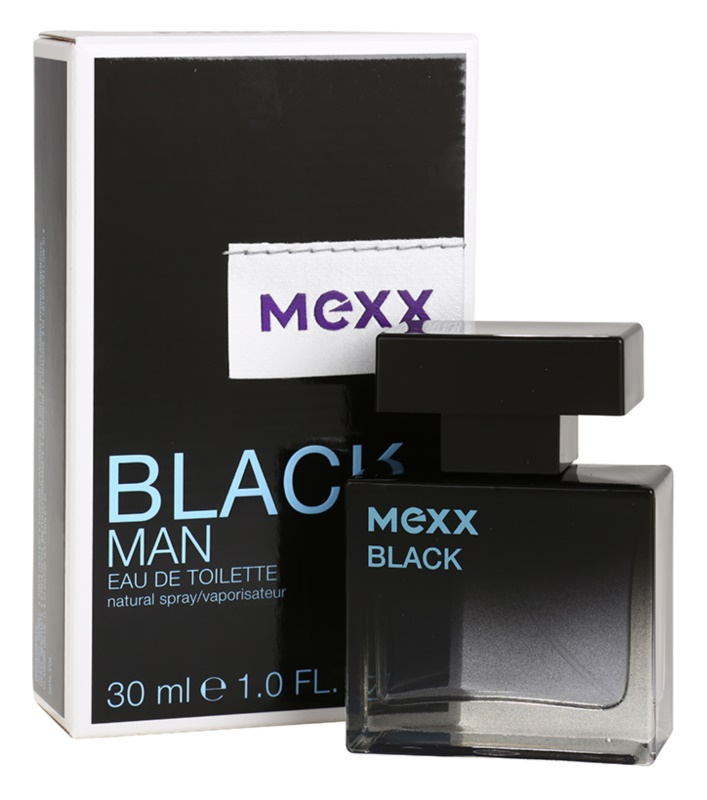 Mexx Black Man EDT(30ml)