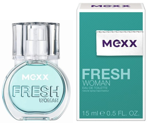 Mexx Fresh Woman EDT(15ml)