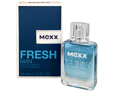 Mexx Fresh Man EDT(50ml)