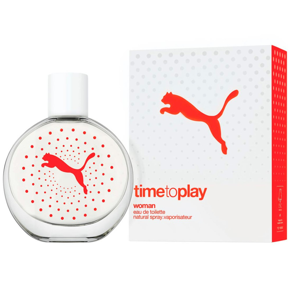 Puma Time To Play Woman EDT 20ml