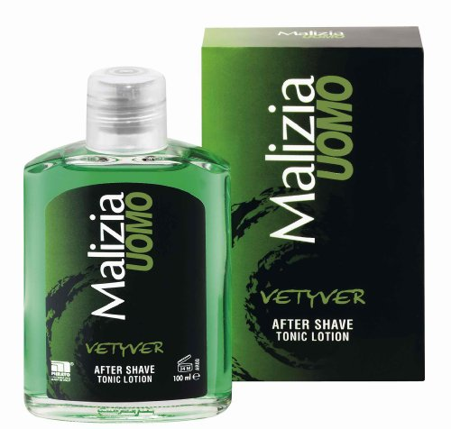 Malizia Uomo Vetyver After Shave Lotion(100ml)