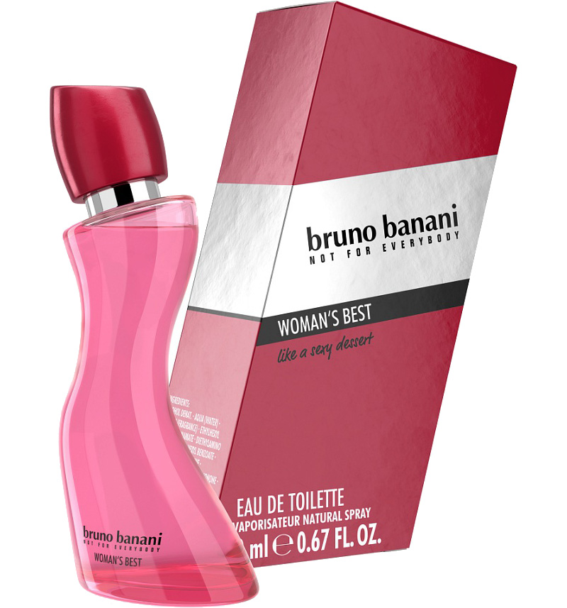 Bruno Banani Woman's Best EDT(20ml)