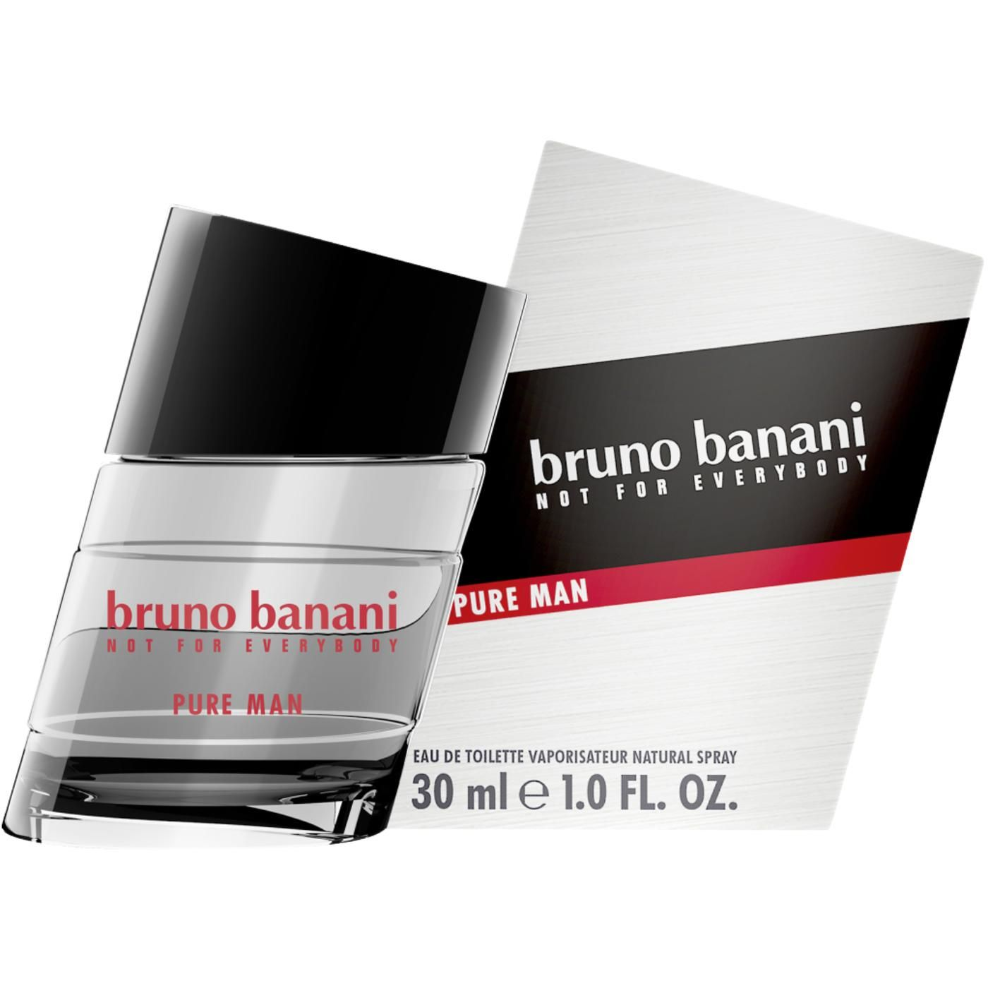 Bruno Banani Pure Man EDT(30ml)