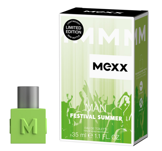 Mexx Festival Summer Man EDT(35ml)