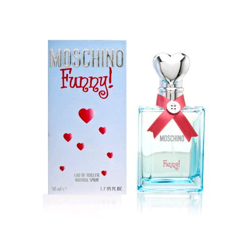 Moschino Funny! Női EDT(50ml)