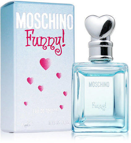 Moschino Funny női EDT (4ml)