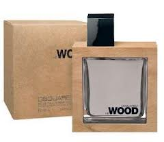 Dsquared2 He Wood Férfi Edt 100ml