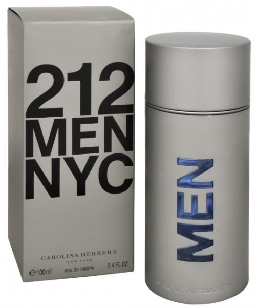 Carolina Herrera 212 Men NYC EDT(100ml)