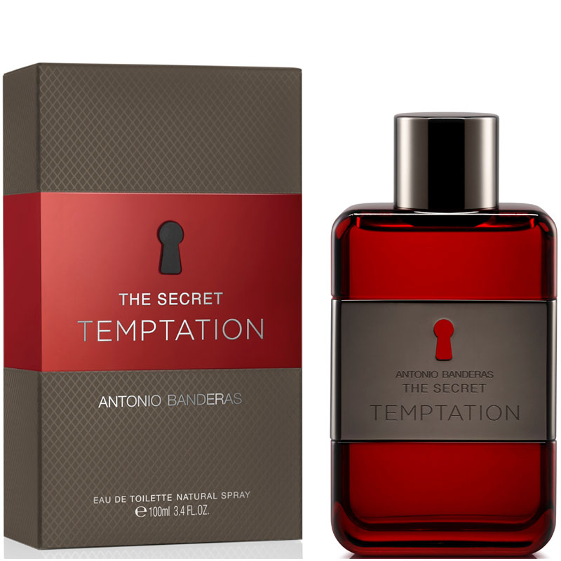 Antonio Banderas The Secret Temptation Férfi EDT(100ml)