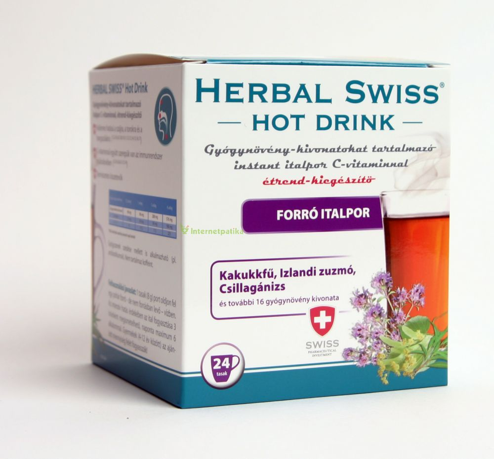 Herbal Swiss Forró Italpor(24tasak)
