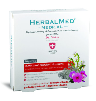Herbalmed Medical(20pasztilla)