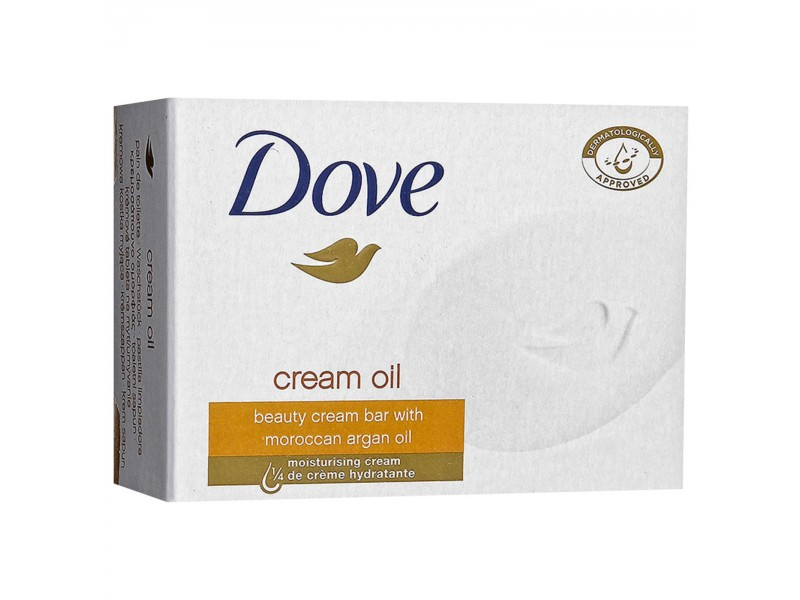 Dove Cream Oil Szappan(100g)