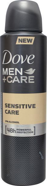 Dove Men+Care Sensitive Care 150 ml