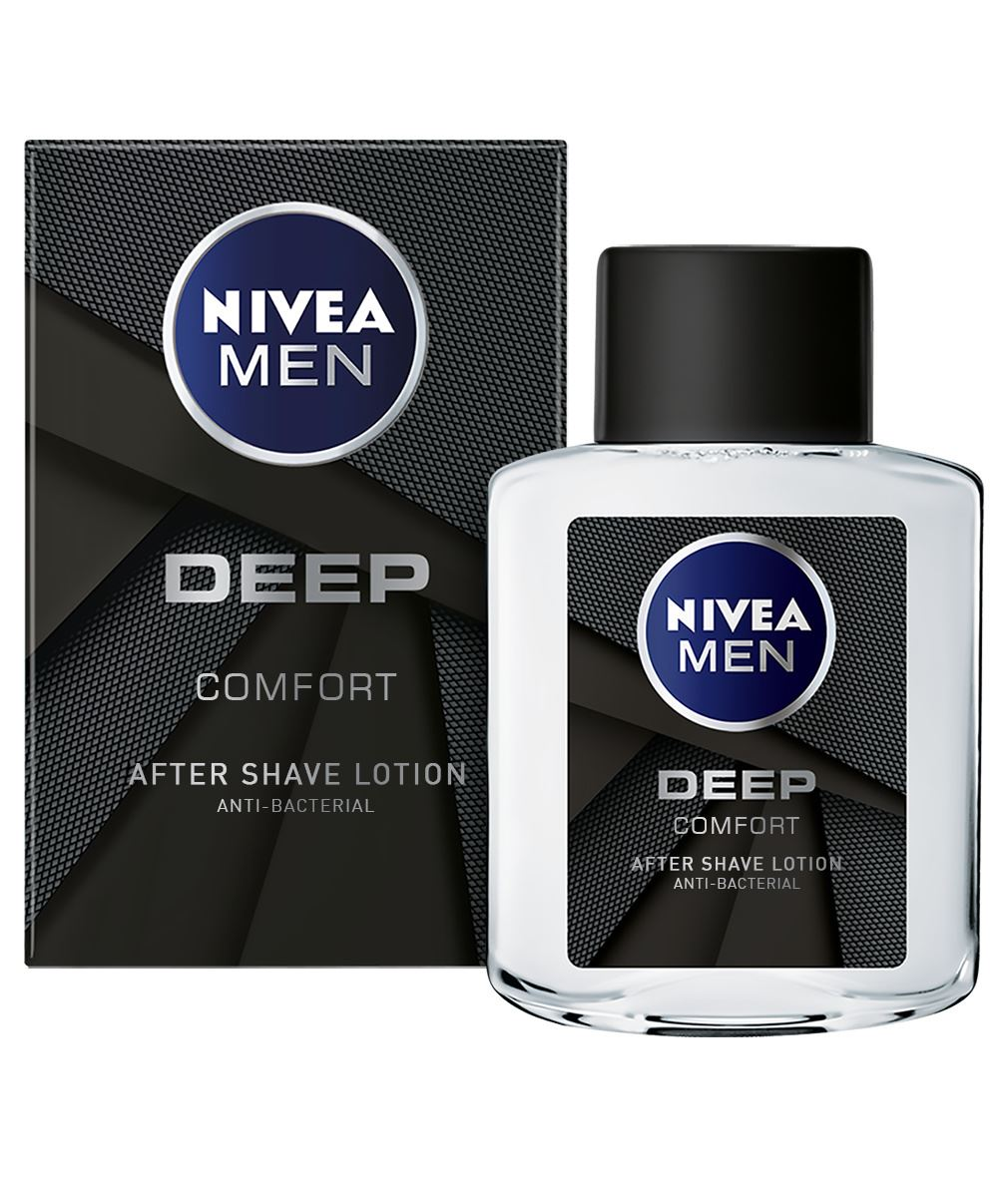 Nivea Deep Comfort After Shave Lotion(100ml)