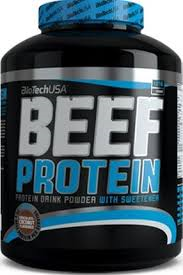 BioTech USA Beef Protein 1816g - Eper