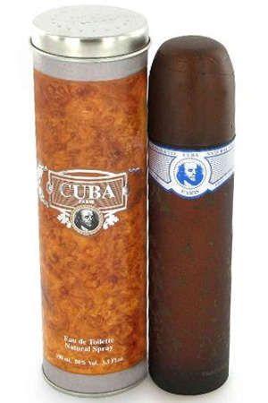 Cuba Original Blue férfi EDT(100ml)