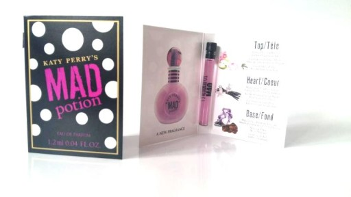 Katy Perry's Mad Potion női EDP(1,2ml)