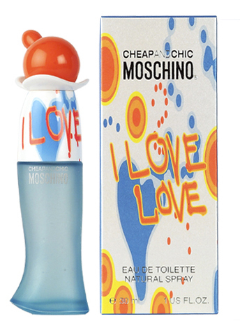 Moschino I Love Love női EDT 30ml
