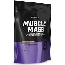 BioTech USA Muscle Mass 1000g - Eper