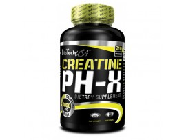 BioTech USA Creatine PH-X(210 kapszula)