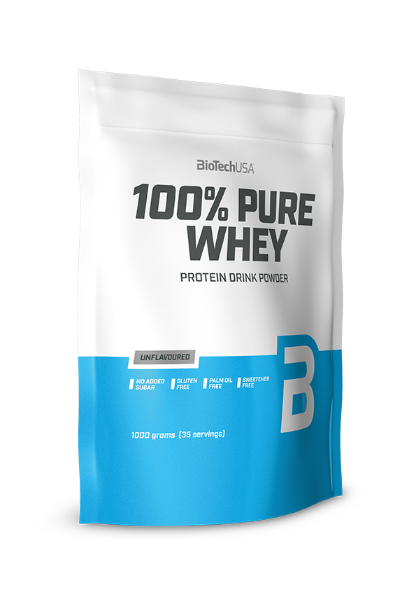 BioTech USA 100% Pure Whey-Cookies&Cream(1kg)