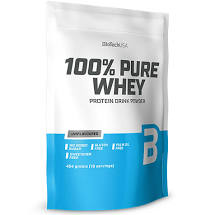 BioTech USA 100% Pure Whey-Cookies&cream(454g)