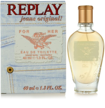 Replay Jeans Original! Női-Minta(1.2ml)