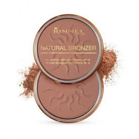Rimmel Natural Bronzer-026 Sun Kissed(14g)